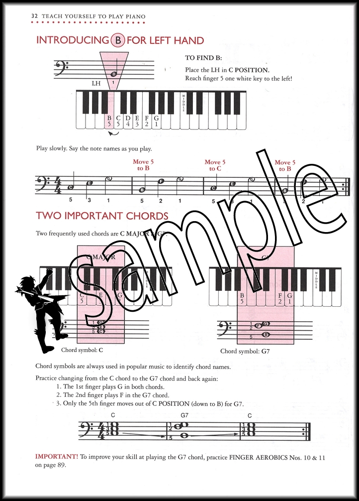 Beautiful How To Play G7 Chord On Piano Elaboration Song Chords