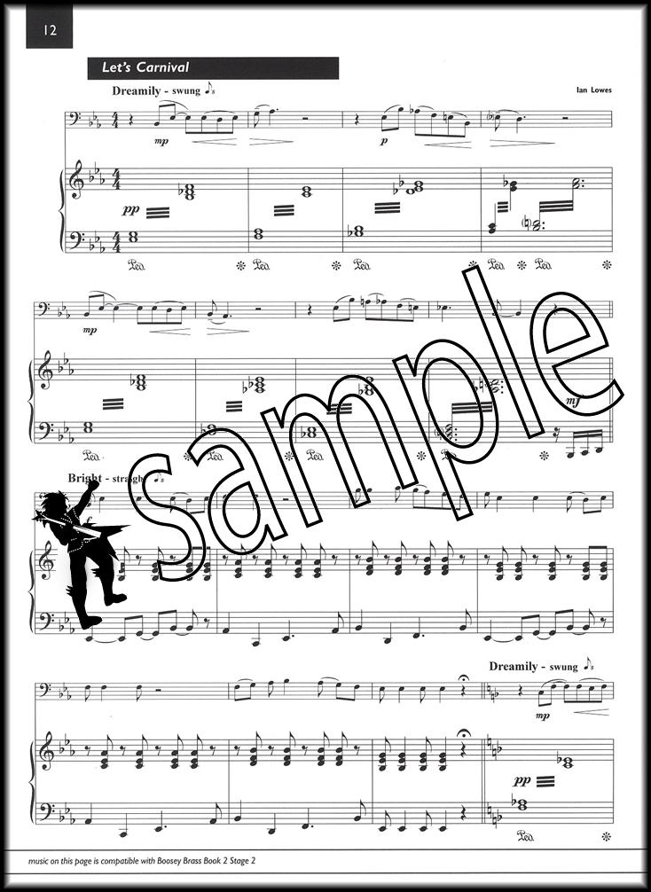 boosey brass method trombone repertoire sheet music book c pop jazz classical ebay. Black Bedroom Furniture Sets. Home Design Ideas