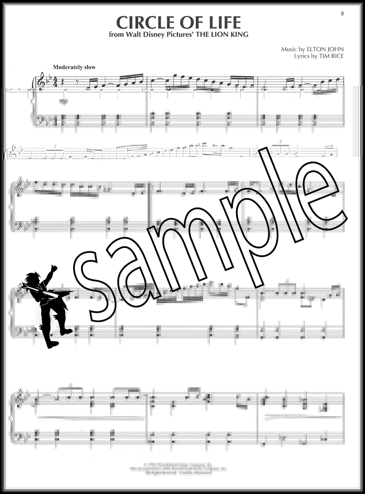 Piano lion king piano sheet music : All Jazzed Up Disney Piano Solo Jazz Sheet Music Book Let It Go ...