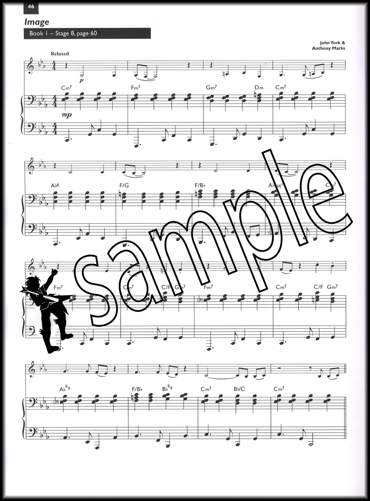 Boosey Woodwind Method Clarinet Piano Keyboard Accompaniment Sheet ...