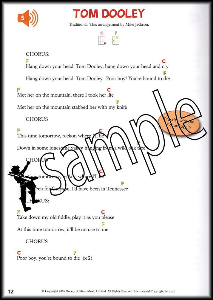 Uken Play Easy Ukulele Chord Songbook Method Learn How To Play Book