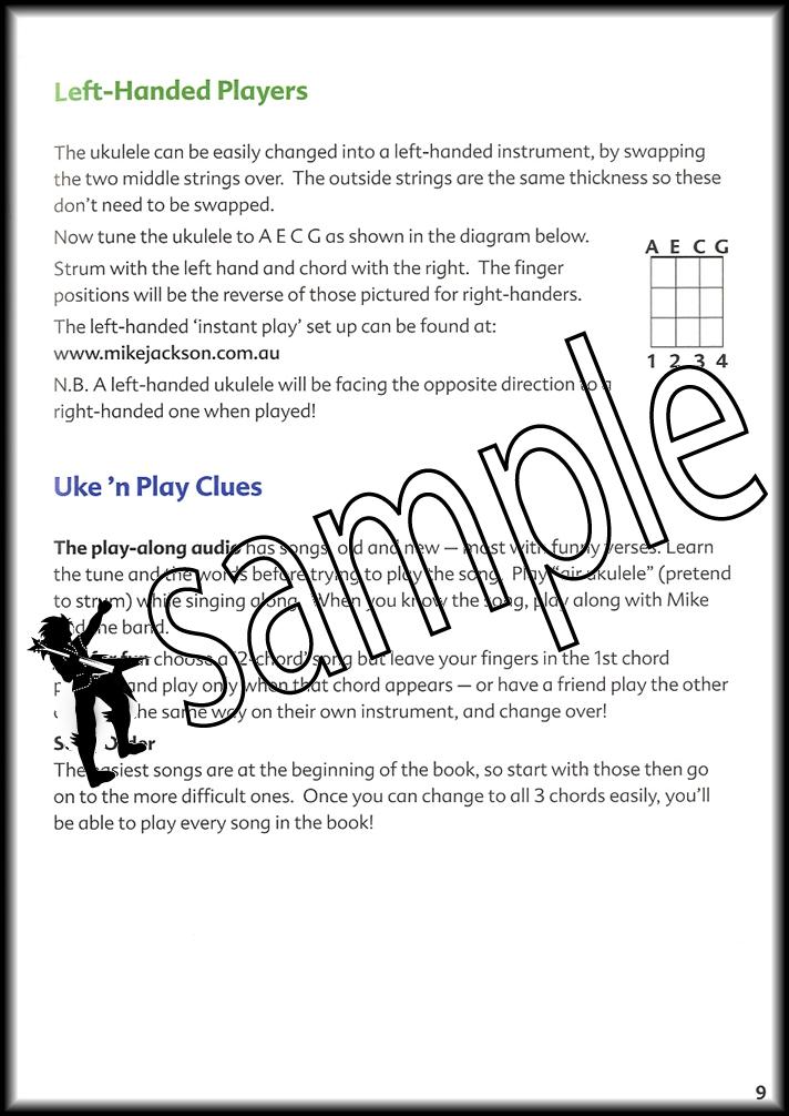 how to learn key and ukulele chord