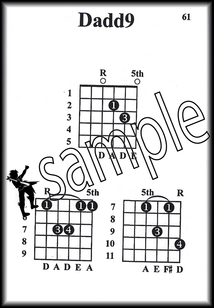 Pocketbook Deluxe Series Acoustic Guitar Chords Hamcor