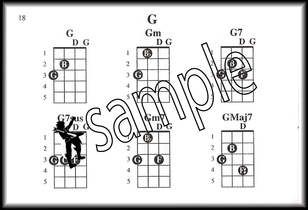 Music Pocketbook Bass Chords | Hamcor