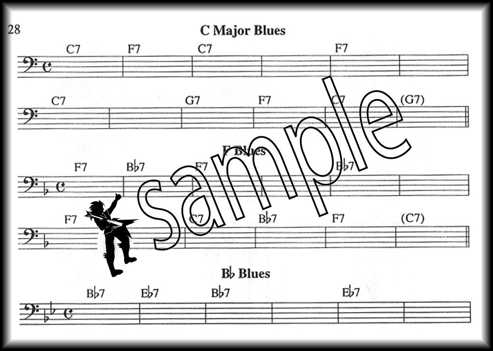 Music Pocketbook Bass Guitar Chords Chord Book Mel Bay 9780786653676