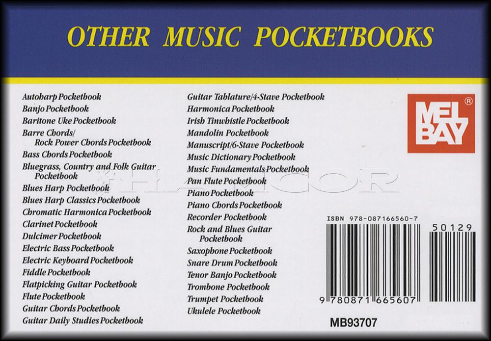 Solosmusic Pocketbook Ukulele Chordsstrumssolos Hamcor