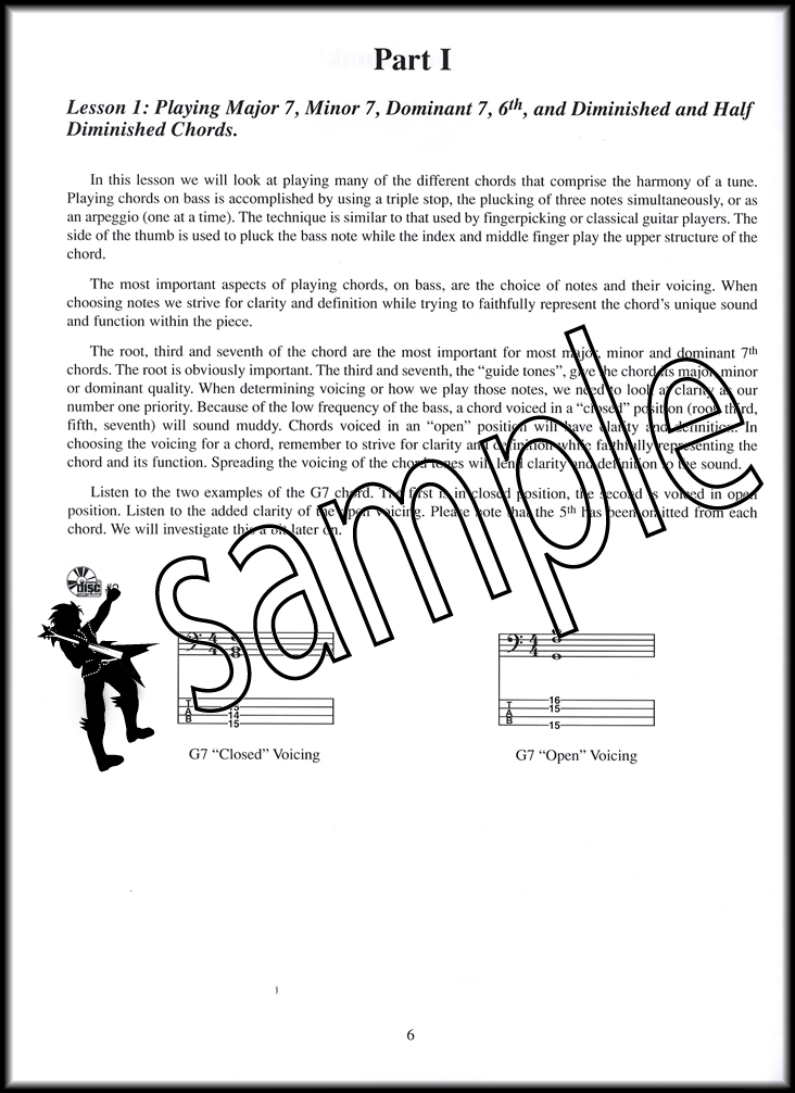 The Art of Solo Bass Book/Audio | Hamcor