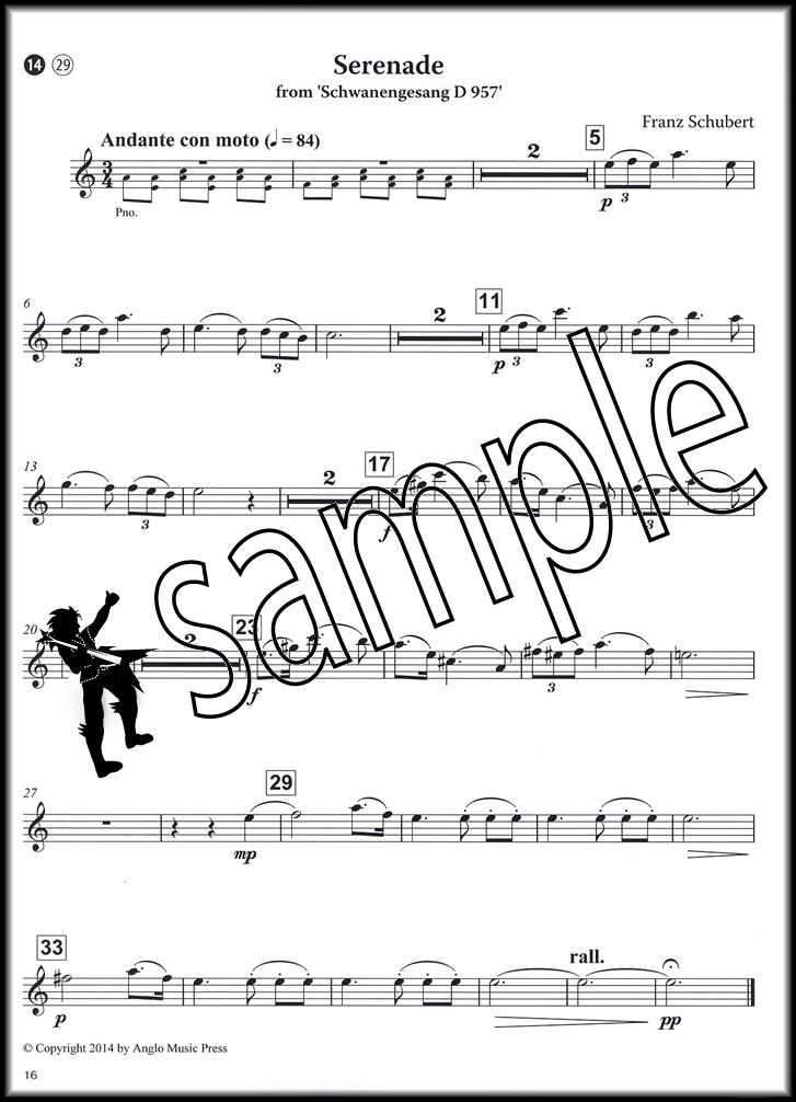 All Music Chords saxophone solo sheet music : 15 Intermediate Classical Solos for Alto Saxophone Sax Sheet Music ...