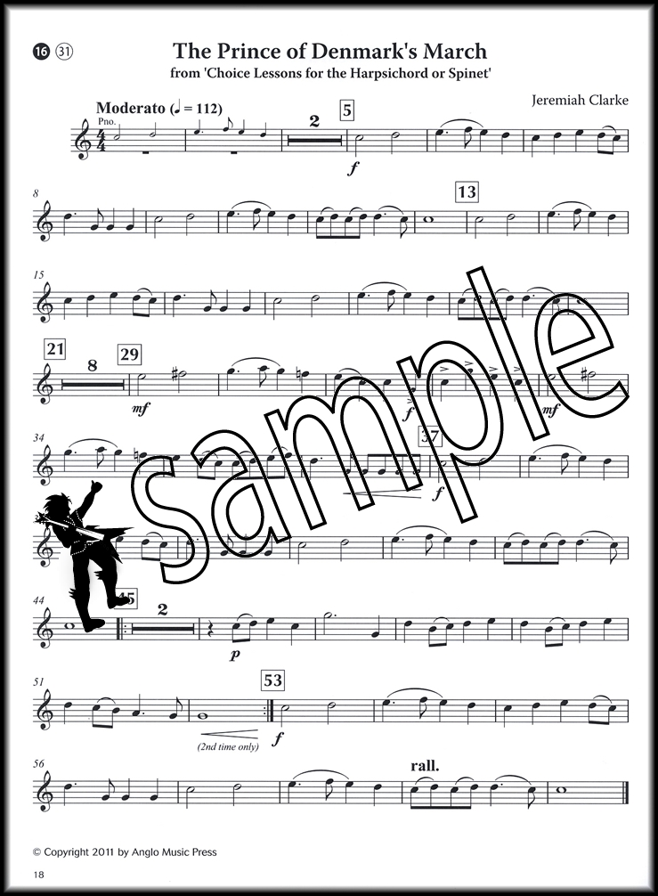 15 Easy Classical Solos for Tenor Saxophone Sax Sheet Music Book ...