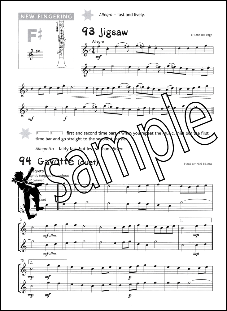 Sentinel Abracadabra Clari 3rd Edition Sheet Music Book Learn How To Play Method: Clarinet Sheet Music 5 Seconds Of Summer At Alzheimers-prions.com