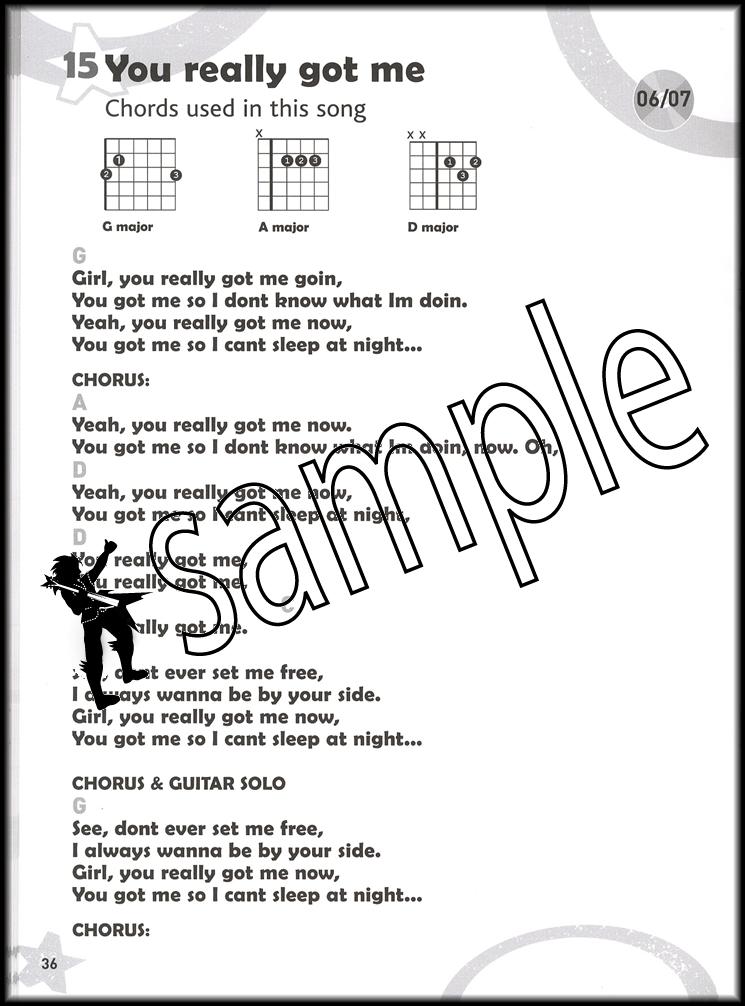 Abracadabra Singalong Guitar Bookcds Hamcor