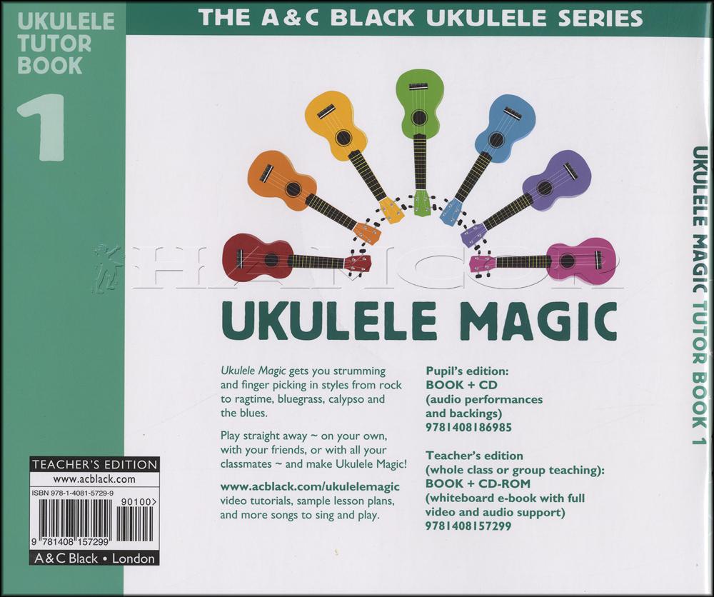Ukulele magic tutor book 1 teachers edition bookcdrom hamcor ukulele magic tutor book 1 teachers edition bookcdrom hexwebz Gallery