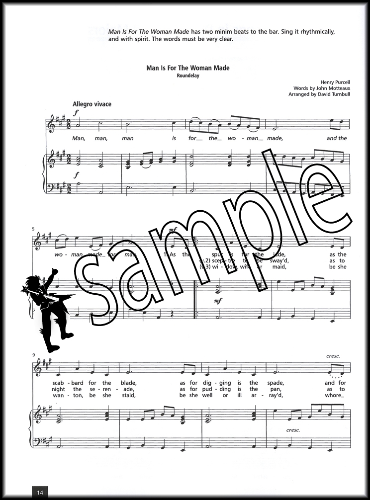 Grade 4 Vocal Sheet Music Book Voice Sing Abrsm Singing Exams: Funky Rio Sheet Music At Alzheimers-prions.com