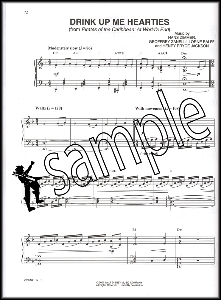 Hans Zimmer Collection Piano Solospiano Vocal Chords Sheet Music