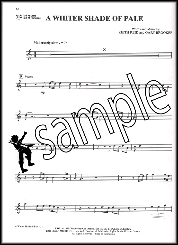 Top Hits from TV, Movies & Musicals Alto Saxophone Sax Sheet Music ...