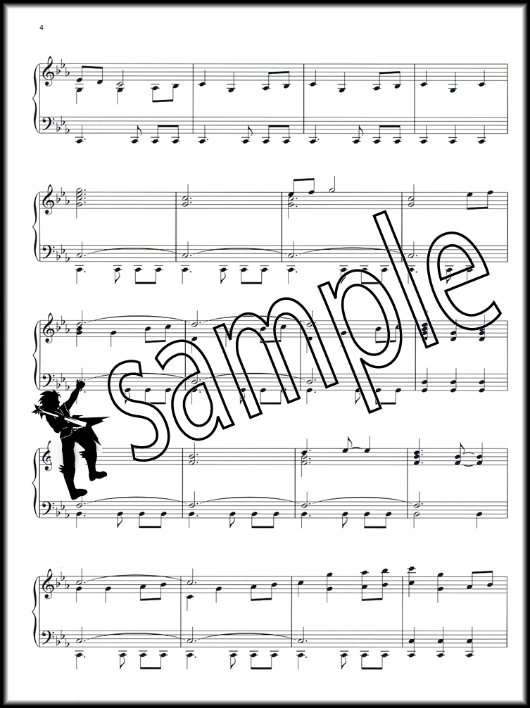 Piano mission impossible piano sheet music : Game of Thrones Theme Piano Solo | Hamcor