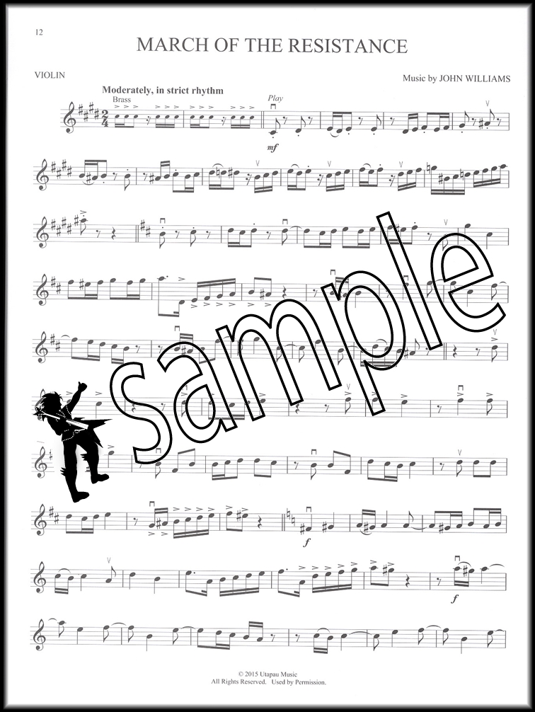 All Music Chords star wars cello sheet music : Star Wars The Force Awakens Violin Sheet Music Book with Audio ...