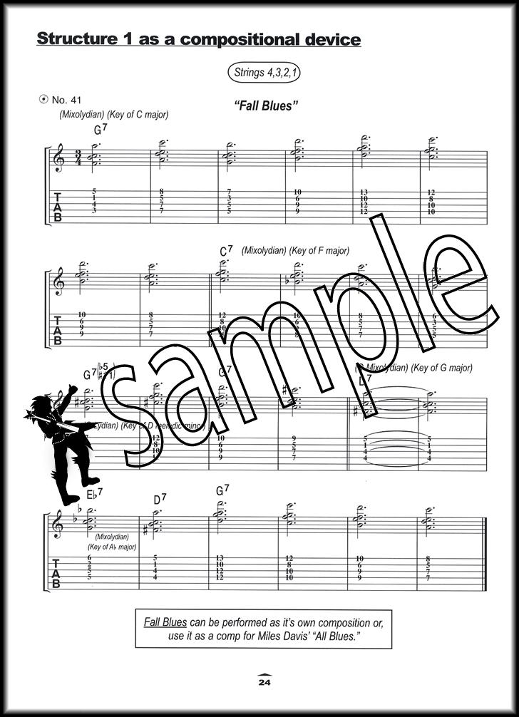 Modern Chords Advanced Harmony For Guitar Bookaudio Hamcor