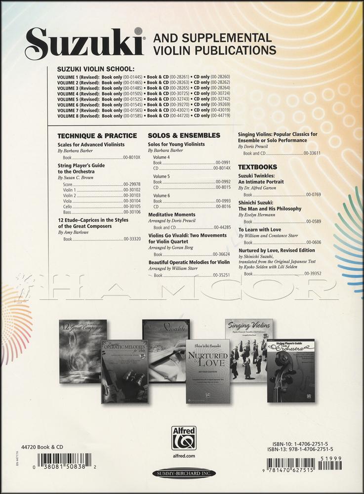 Suzuki Music Theory Books
