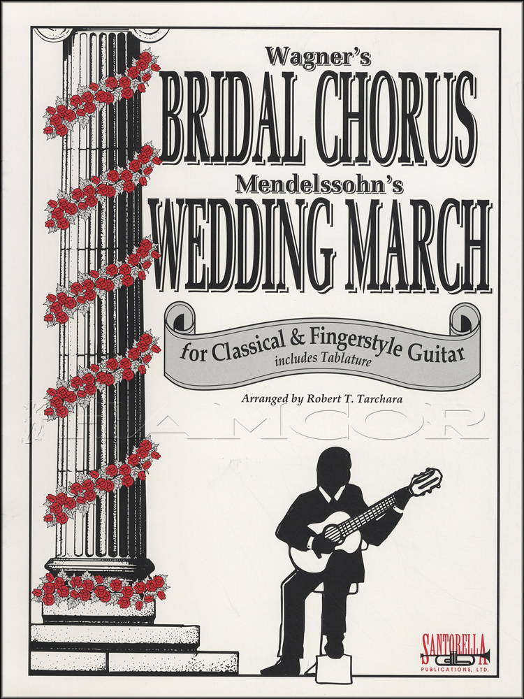 Bridal Chorus Wedding March Classical Fingerstyle Guitar Hamcor