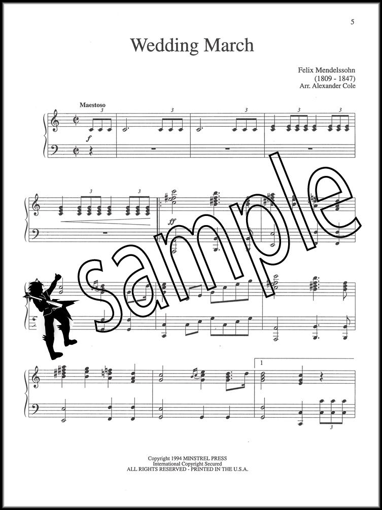 Bridal Chorus Wedding March Masterpiece Piano Hamcor