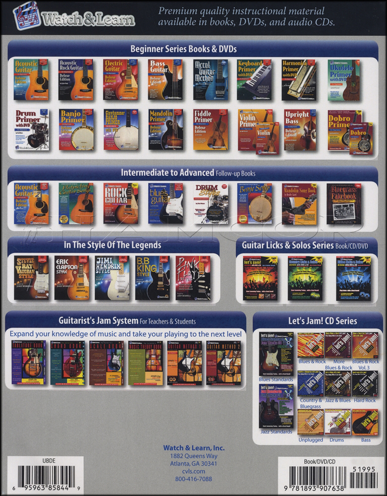 Bass guitar books PDF download - FastStrings.com
