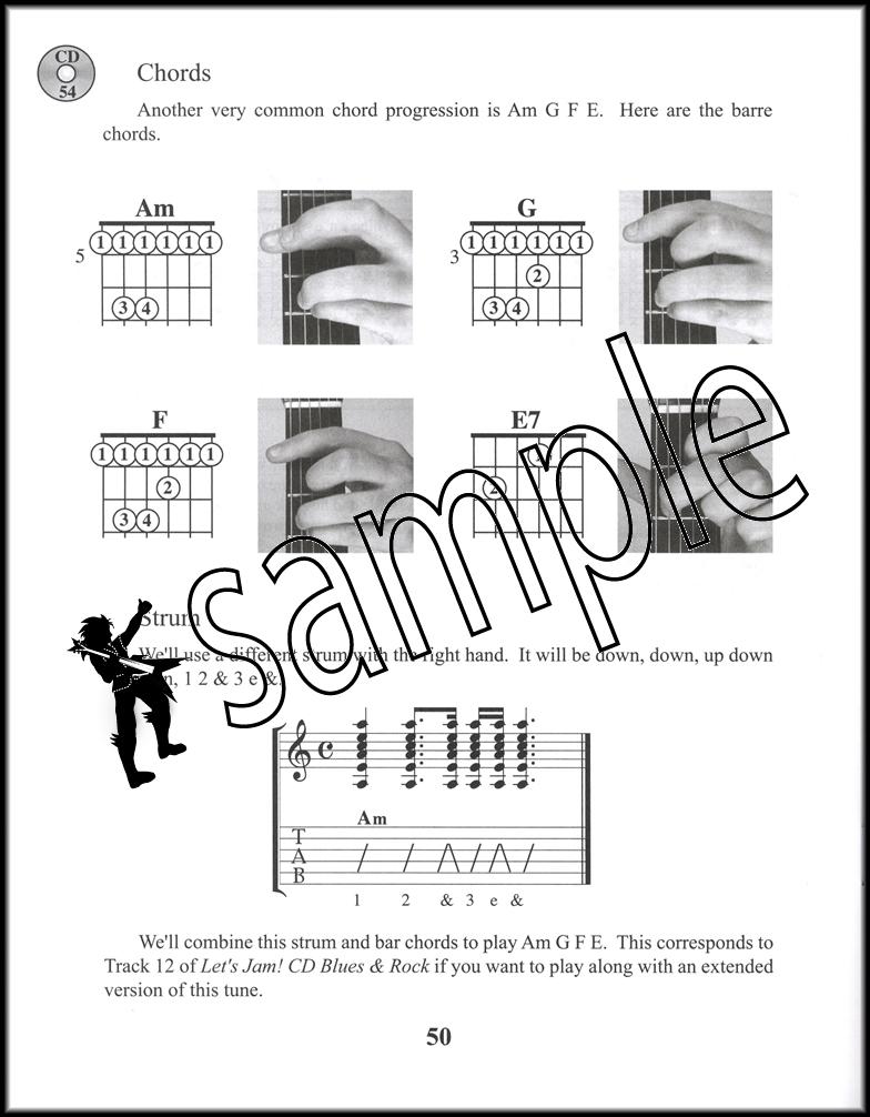 Cdacoustic Guitar 2 Intermediate Deluxe Bookdvdcd Hamcor