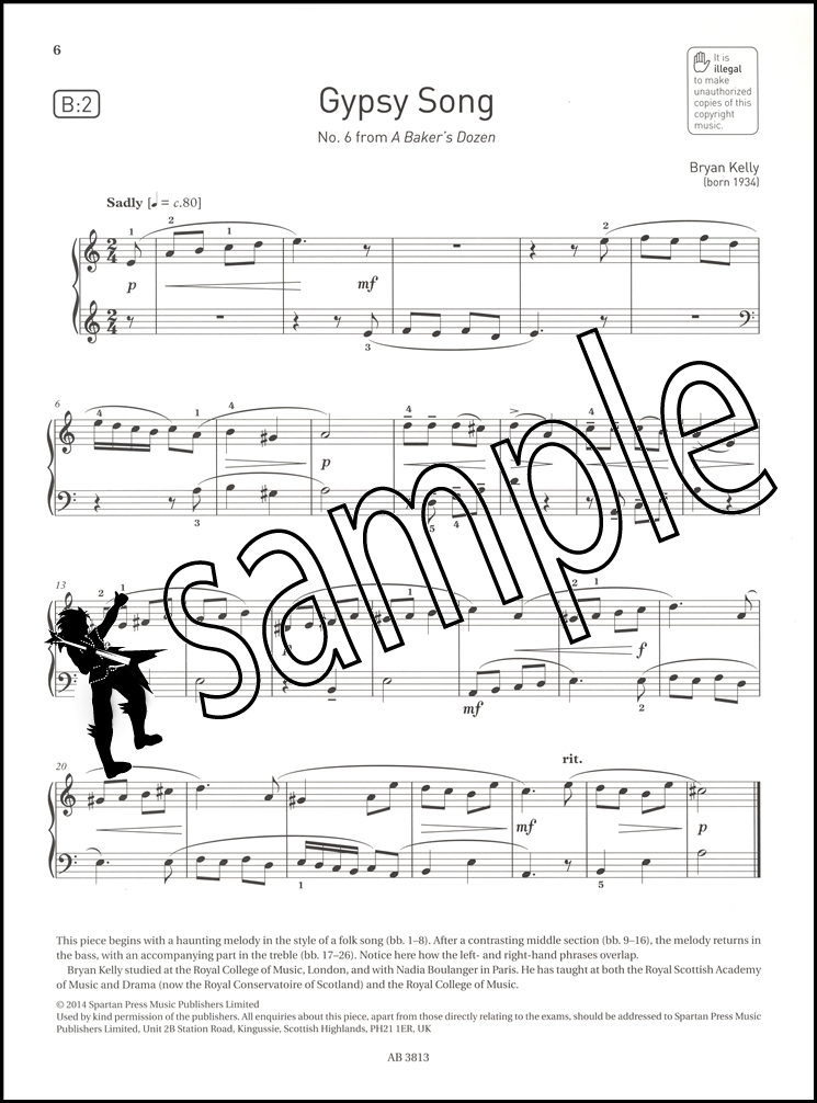 Details about ABRSM Piano Exam Pieces 2017 2018 Syllabus Grade 1 Sheet  Music Book and CD