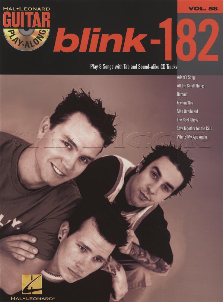 Blink-182 - Guitar Play Along