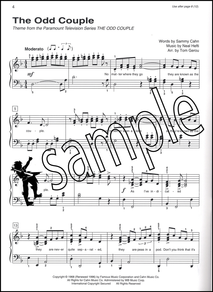 Alfred's Basic Adult Piano Couse Greatest Hits Level 3 Sheet Music ...