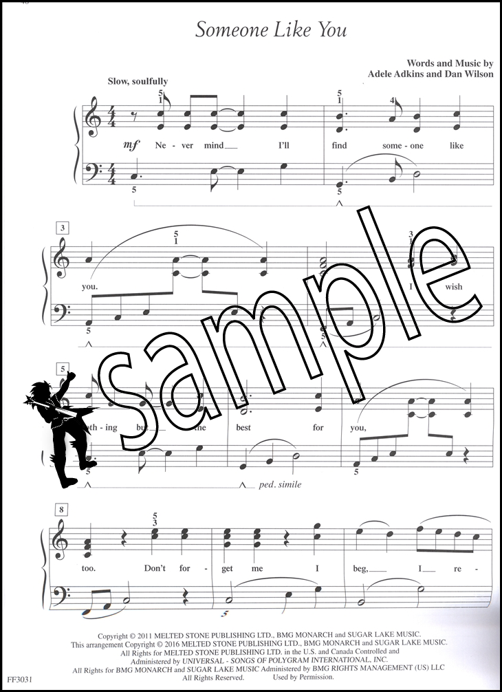 Adult Piano Adventures Popular 1 Sheet Music Book Nancy & Randall ...