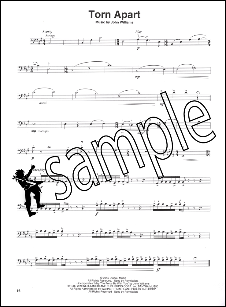 All Music Chords star wars cello sheet music : Star Wars The Force Awakens Play-Along for Cello Volume 2 Sheet ...