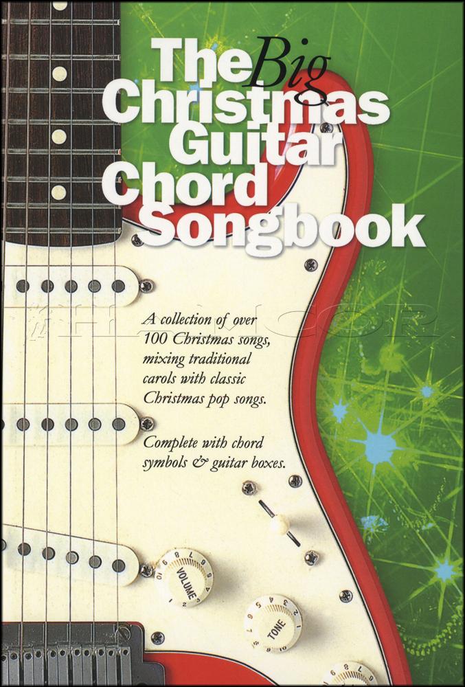 The Big Christmas Guitar Chord Songbook | Hamcor