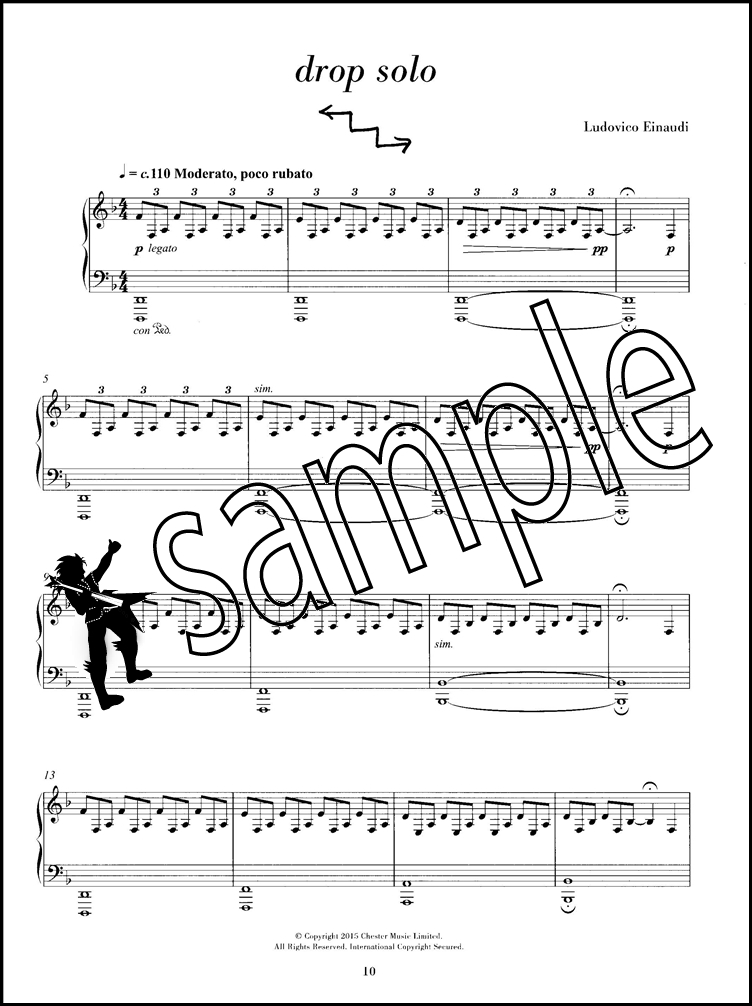 ludovico einaudi oltremare sheet music pdf