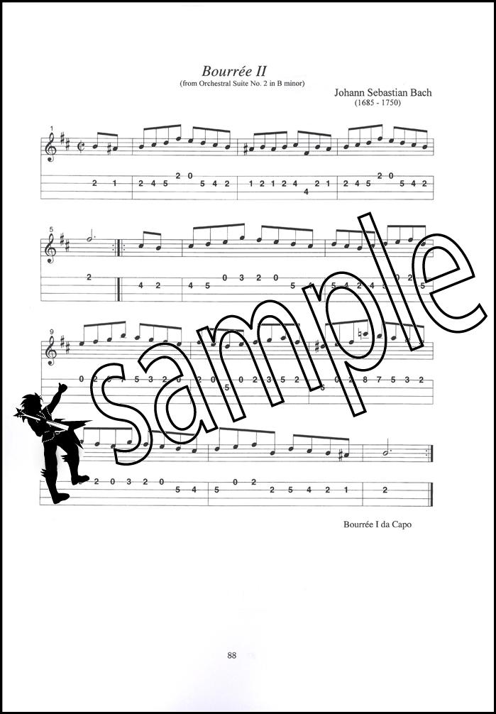 J S Bach For Mandolin Bookaudio Hamcor
