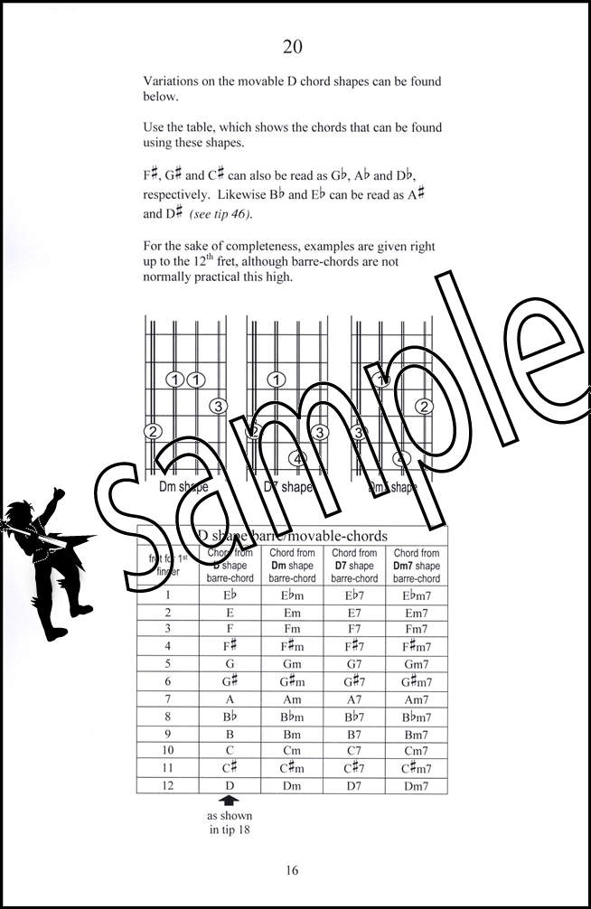 101 Tips For Mandolin Handy Case Size Book Tab Chords Theory Philip