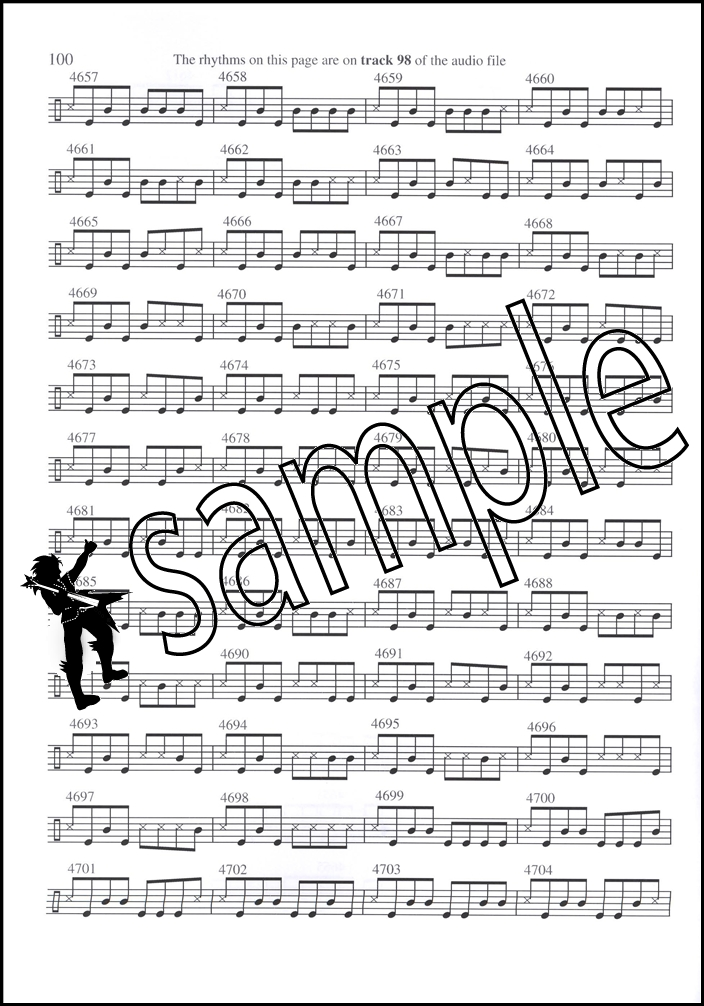 how to read djembe sheet music