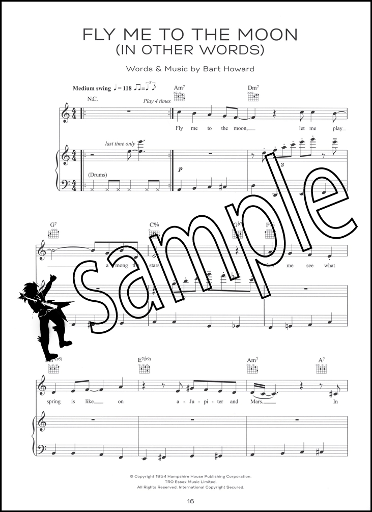The Top Ten Jazz Songs to Play on Piano Sheet Music Book Miles ...