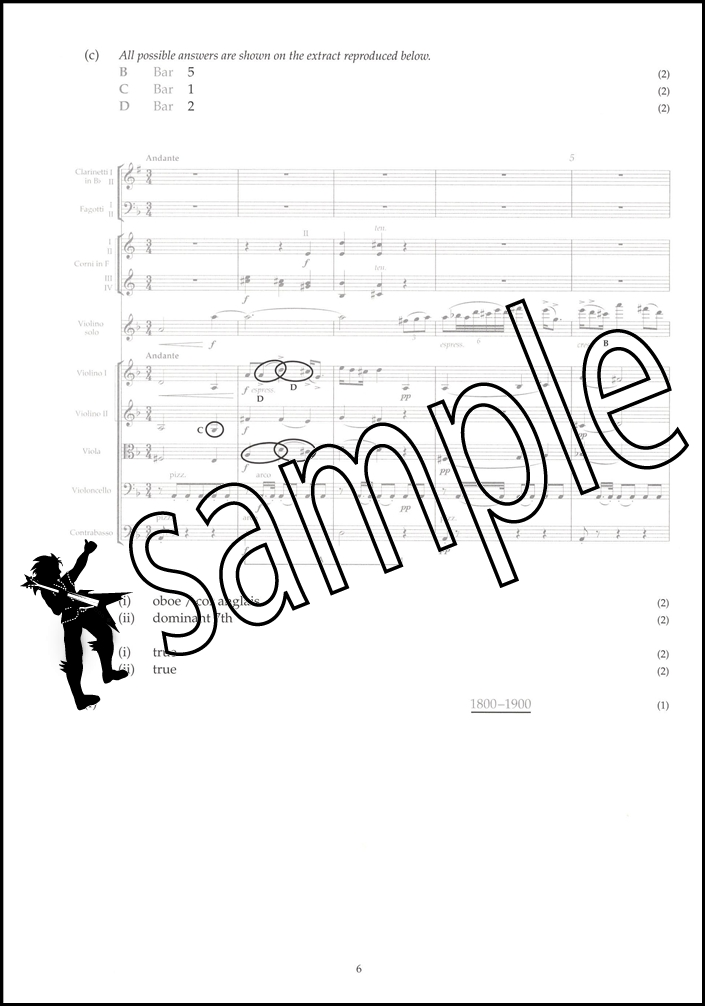 Image Result For Abrsm Music Theory Grade Answers