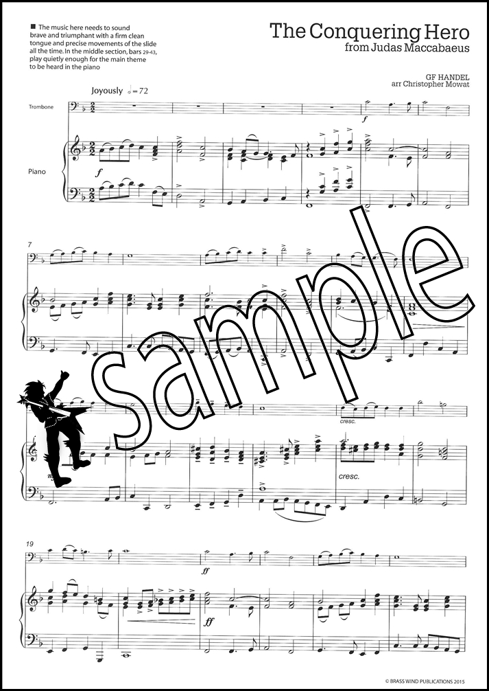 treble clef sheet music