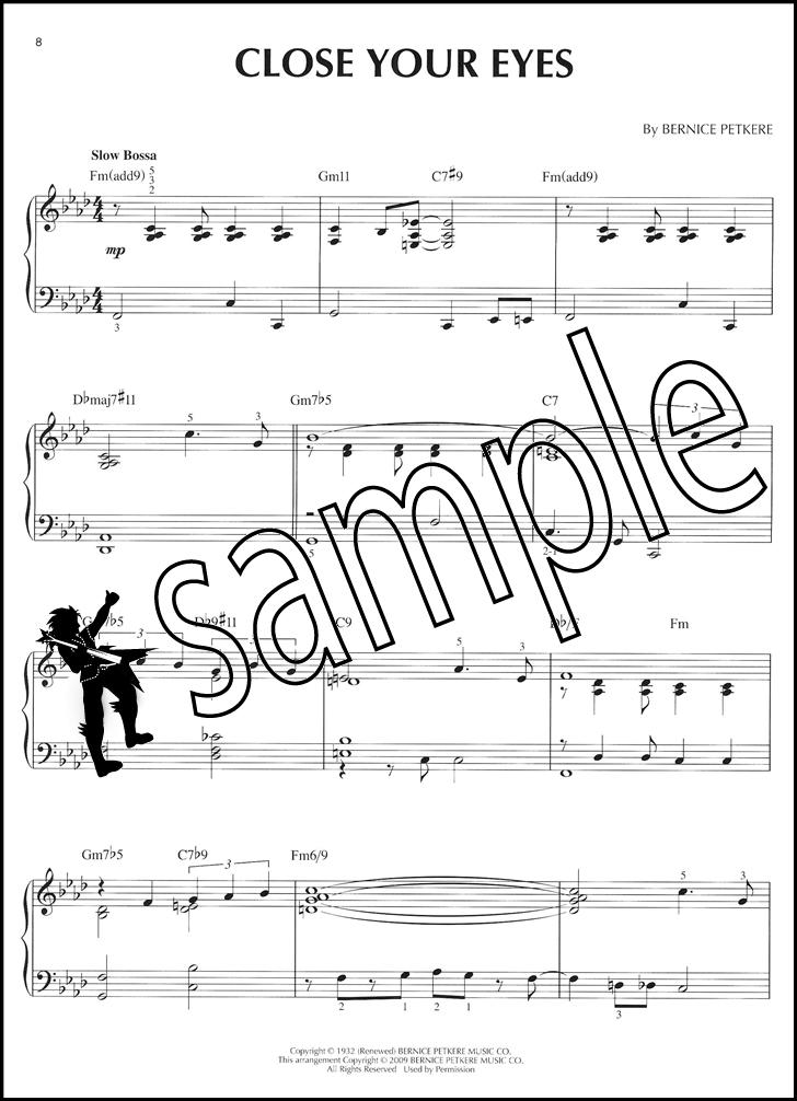 Jazz Ballads Piano Solos Volume 10 Sheet Music Book Moon River ...