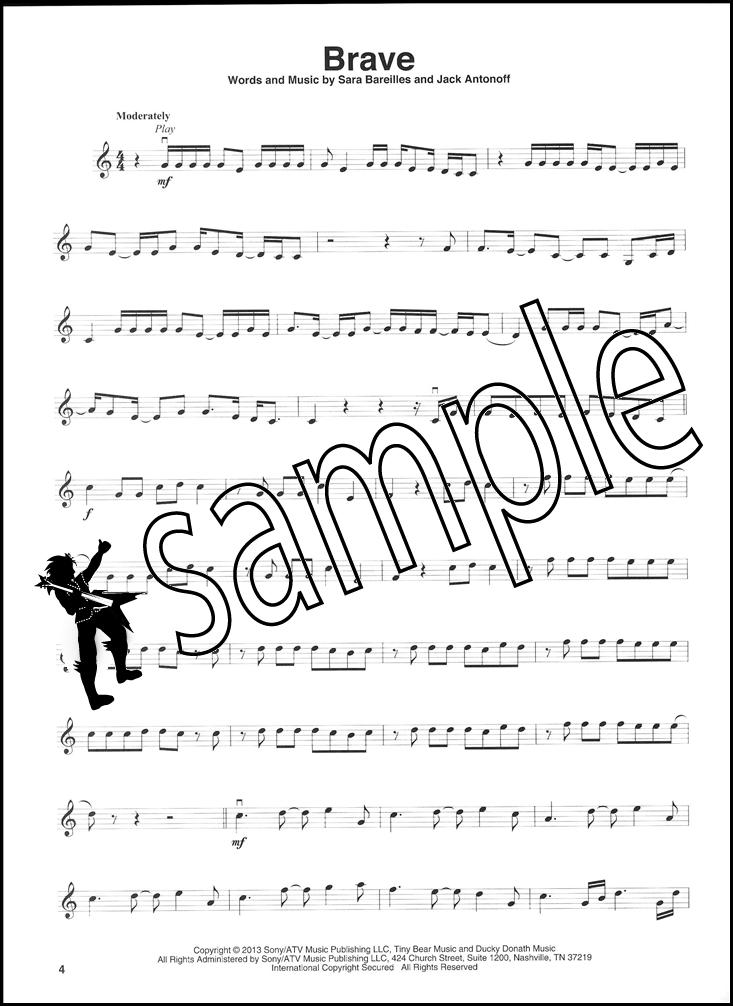 Violin free violin sheet music pop : Pop Covers Violin Play-Along Sheet Music Book with Audio Train ...