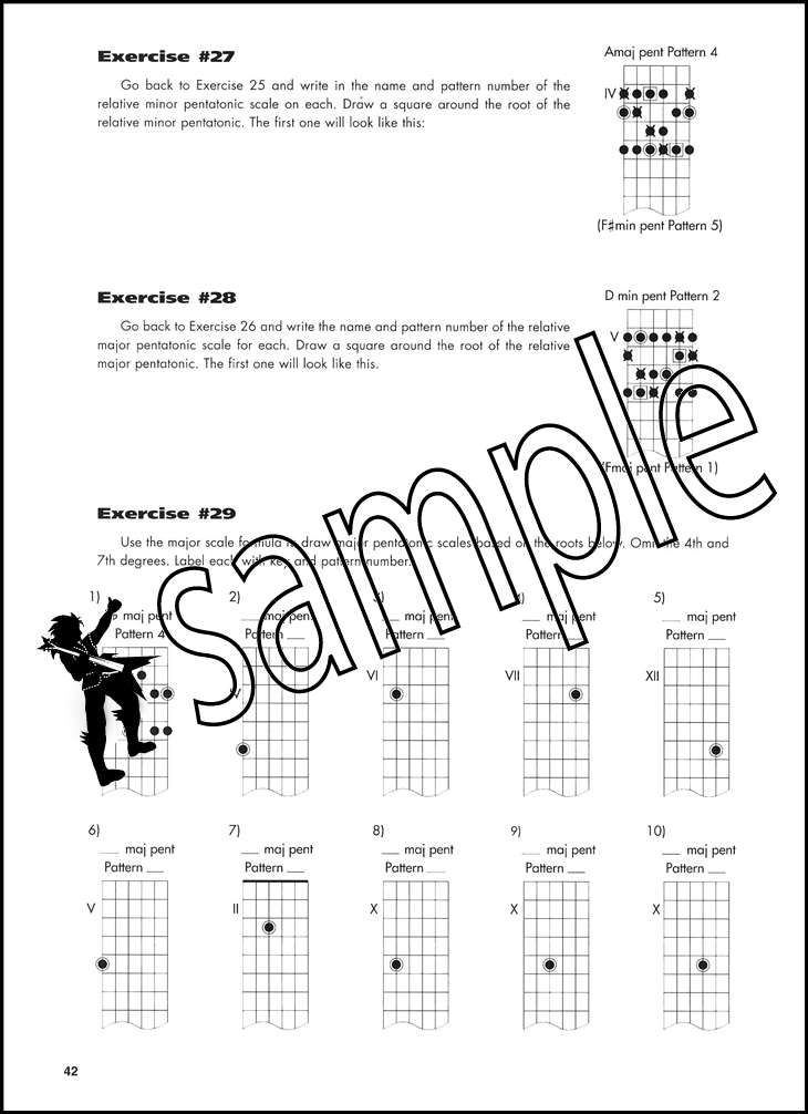 Guitar Fretboard Workout 2nd Edition