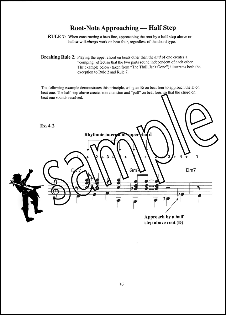 Thrill Is Gone Chords Images - piano chord chart with finger positions