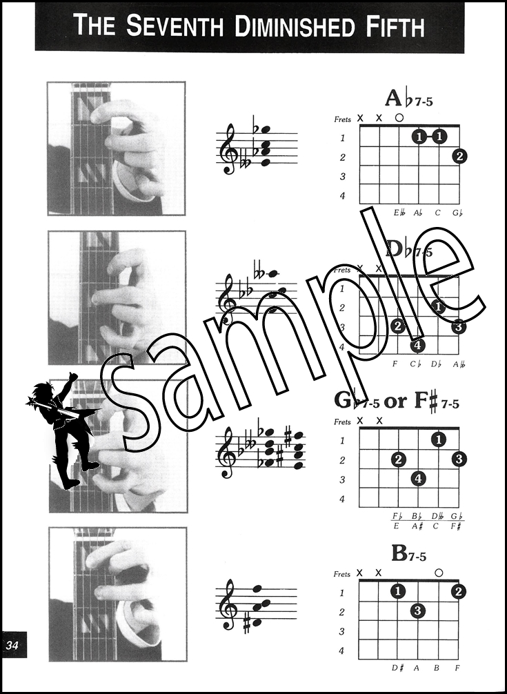 Mel Bays Guitar Chords Bookvideo Hamcor