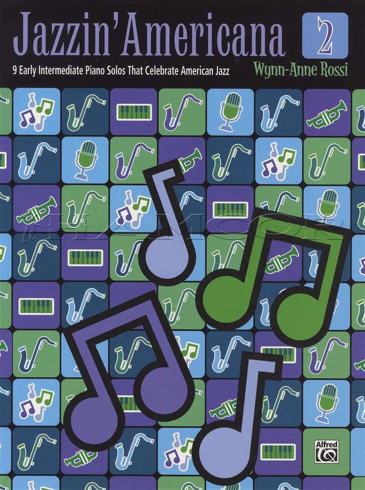 jazzin americana book 2 hamcor