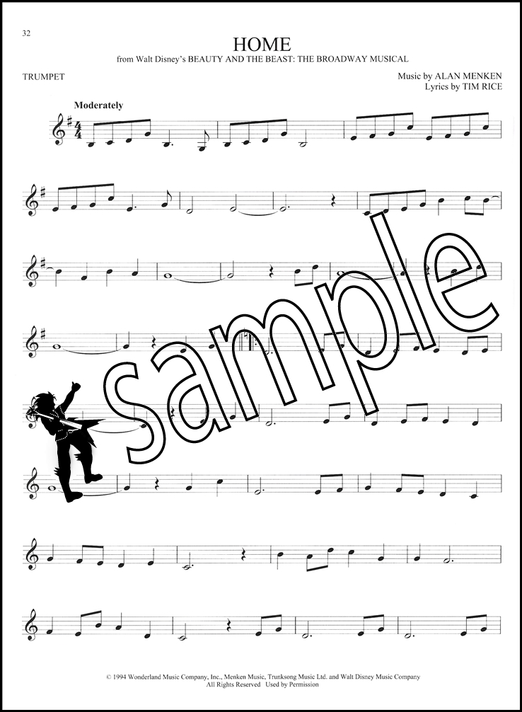 Sentinel 101 Broadway Songs For Trumpet Sheet Music Book Les Miserables Sound Of: Get Lucky Sheet Music For Trumpet At Alzheimers-prions.com