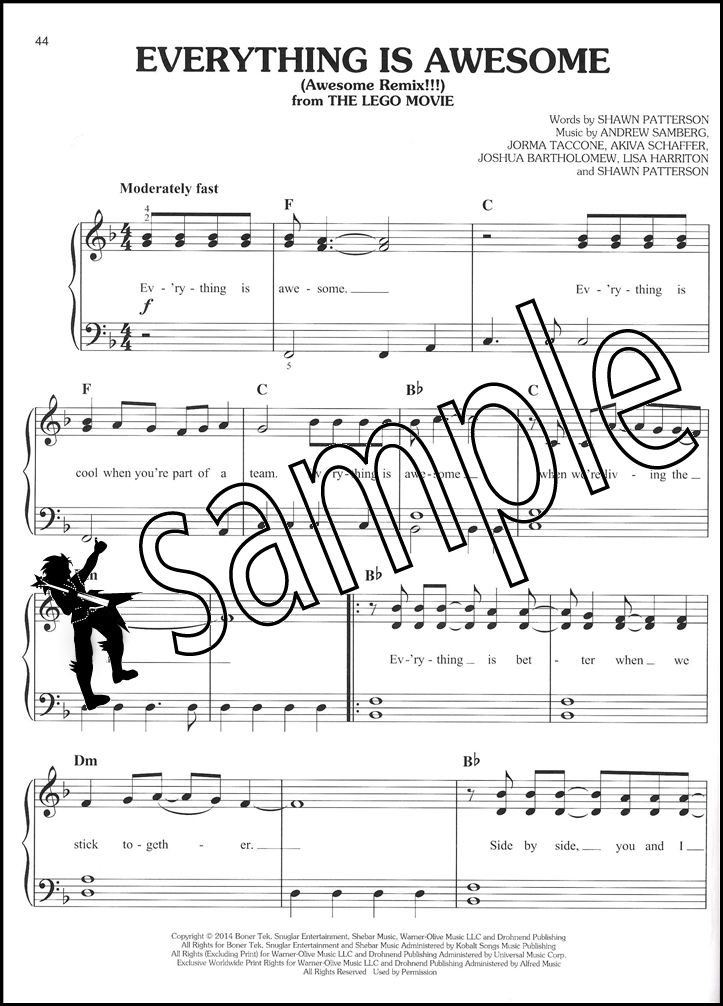 Piano linus and lucy piano sheet music : Children's Movie Favorites 2nd Edition Piano Sheet Music Book ...