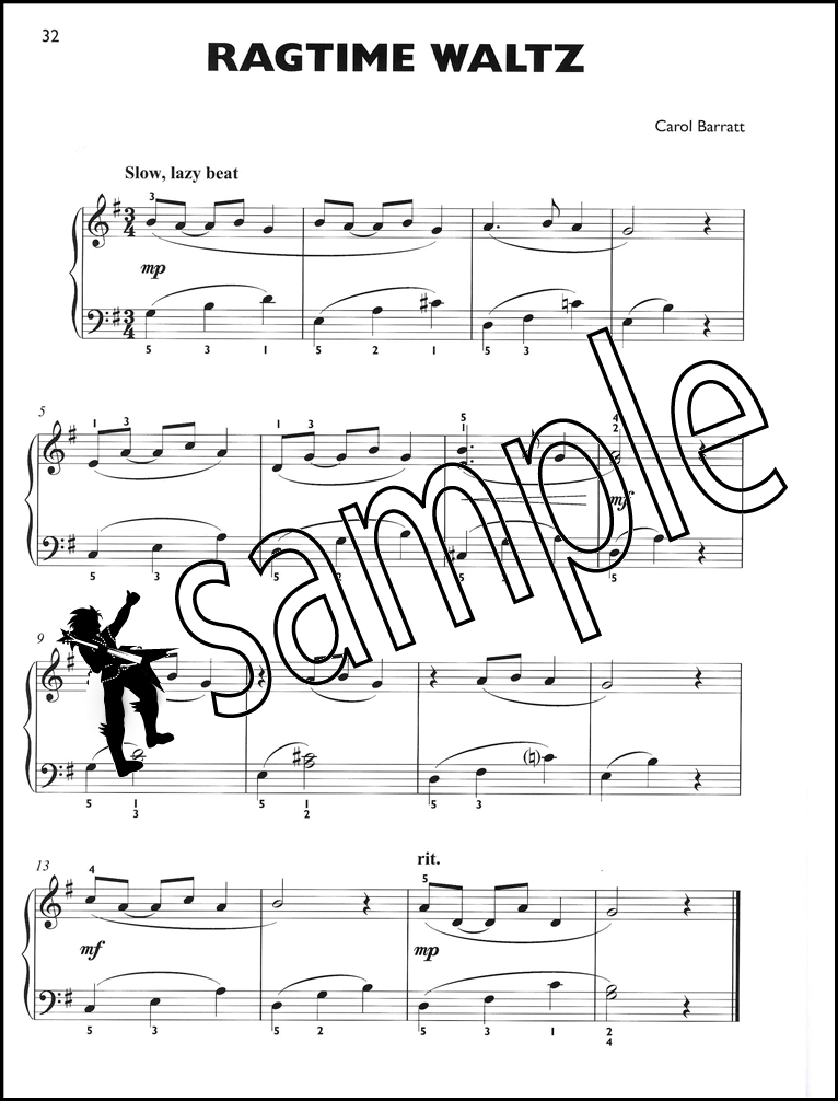 Piano easy piano blues sheet music : Get It Together Jazz, Rags and Blues Piano Sheet Music Book by ...