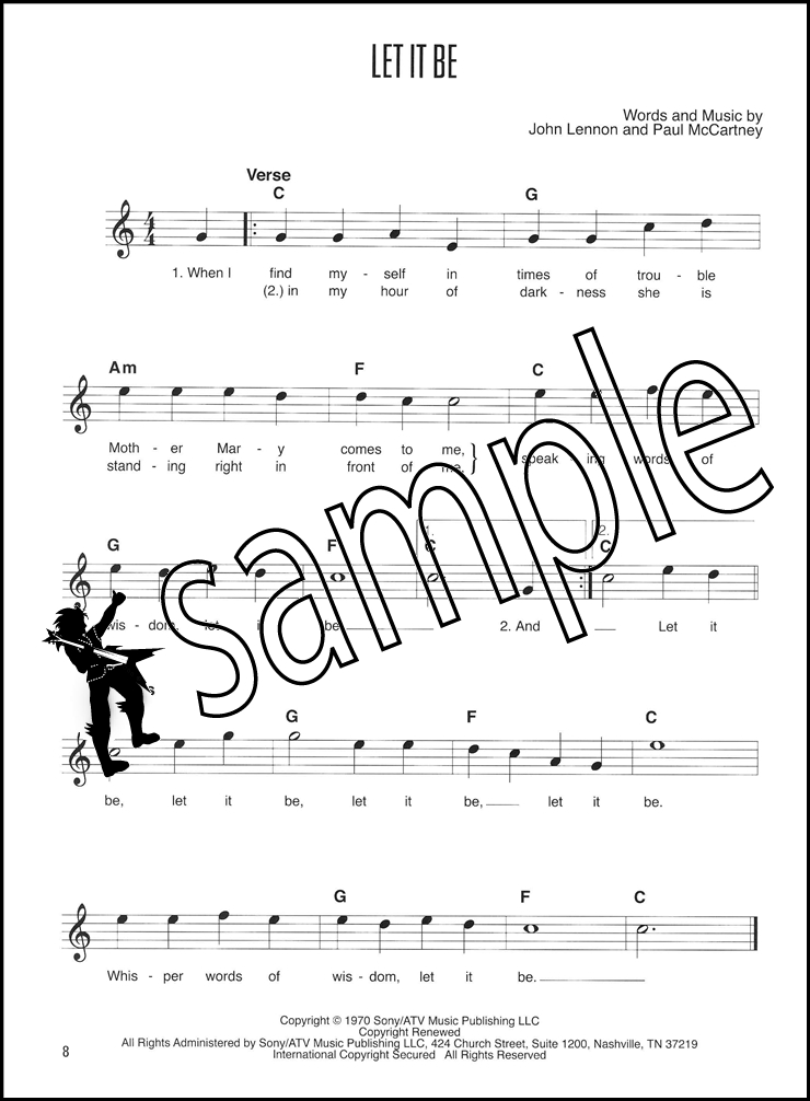 Easy Pop Melodies Guitar Method Chord Melody Song Book With Audio